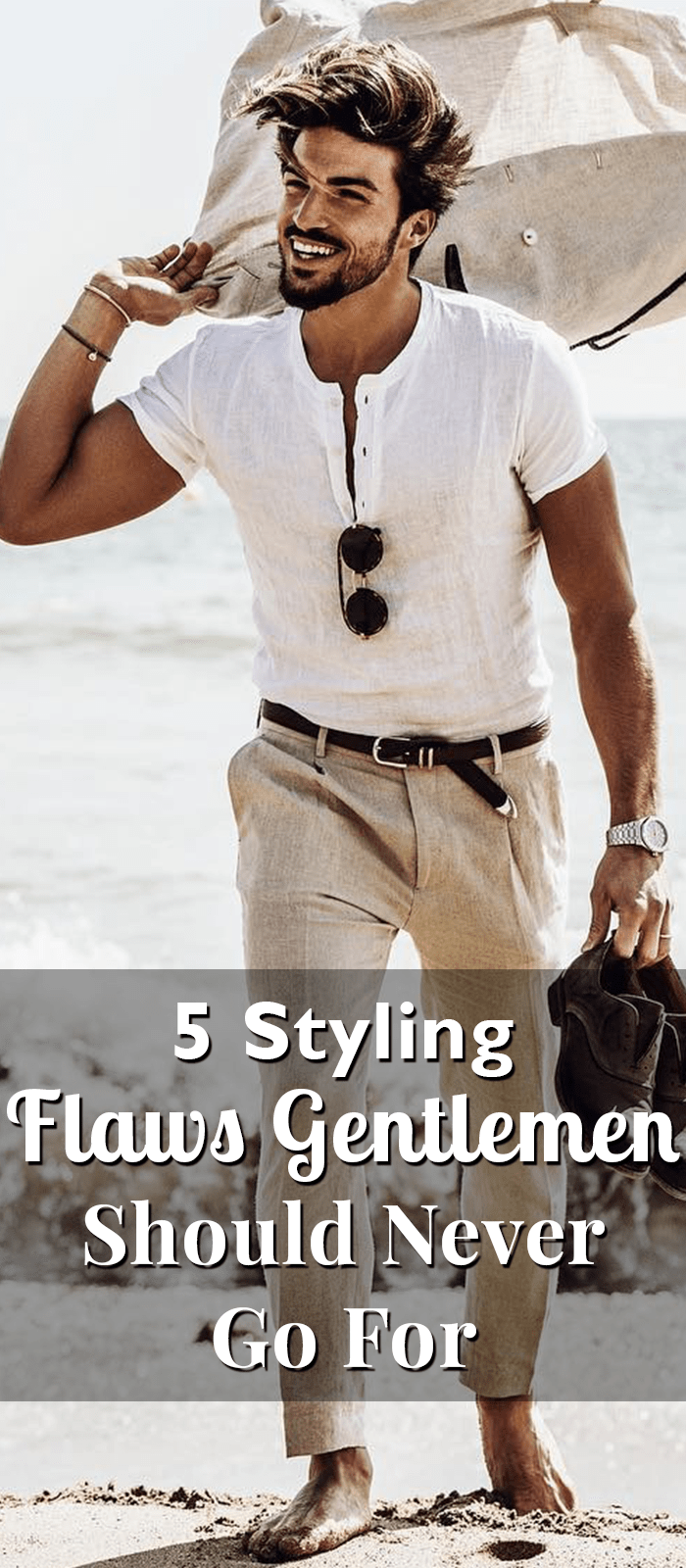 gentleman fashion tips