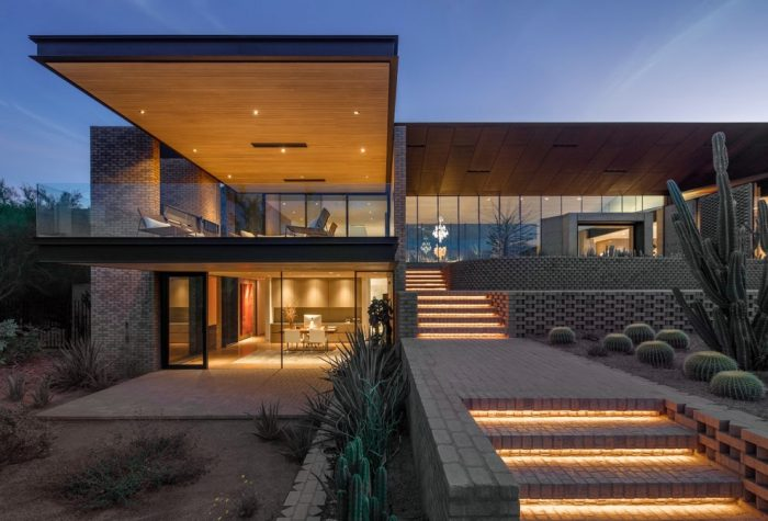 Aia honors north america s best new homes tickabout for Americas best homes
