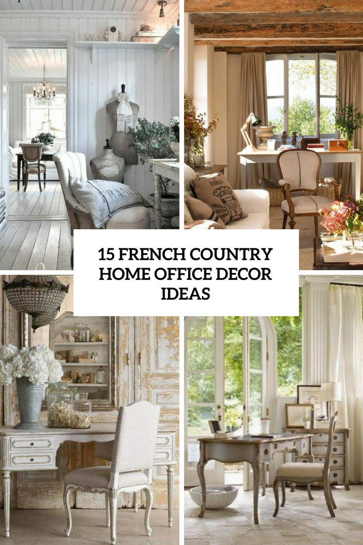 French Country Home Decorating Ideas | TickAbout