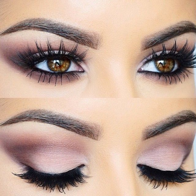 How To Rock Makeup For Brown Eyes Tickabout