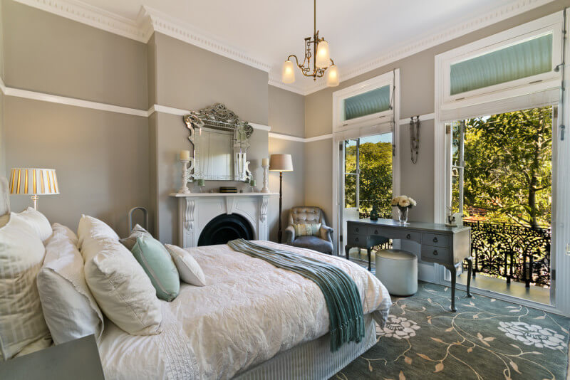 43 Professionally Decorated Master Bedrooms   TickAbout
