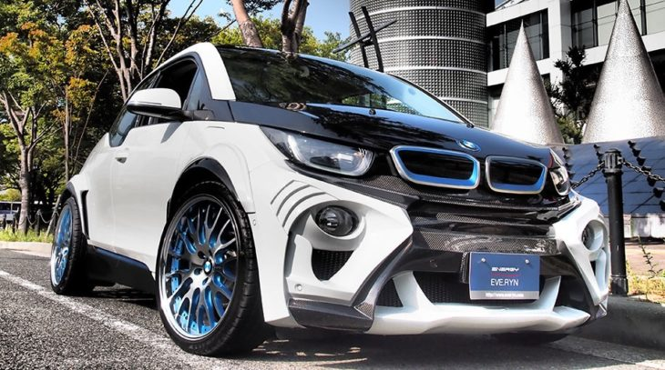 Car Tuning in the Electric Age | TickAbout