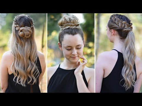 Cute Girls Hairstyles | TickAbout