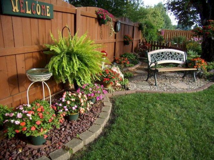 80 Small Backyard Landscaping Ideas On A Budget