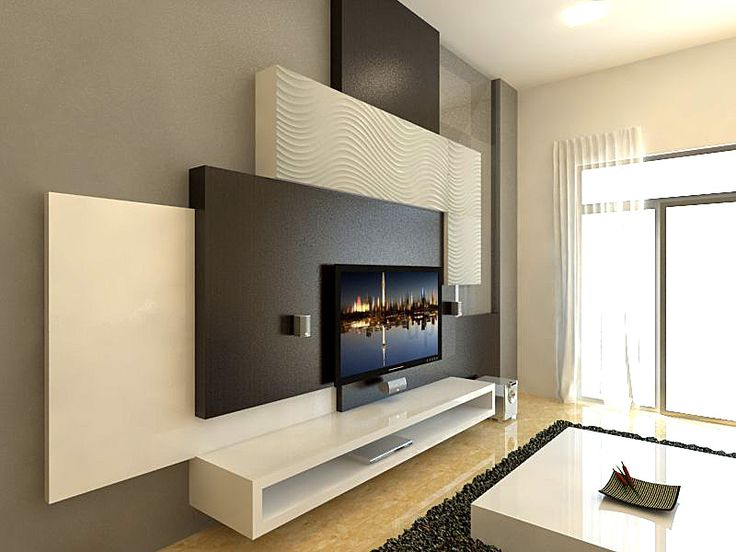 Wall TV Unit Designs You Will Fall In For