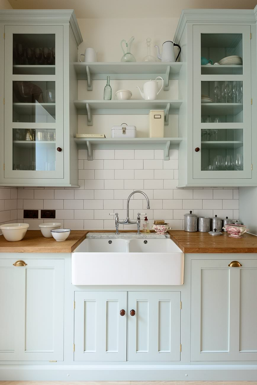 20 Stunning Kitchen Cabinet Color Ideas For Every Type Of