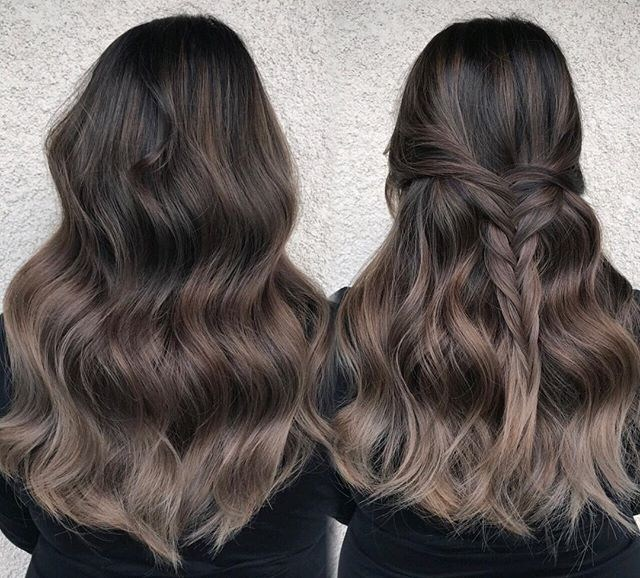 Womans Hair Color Trends In 2018 Tickabout