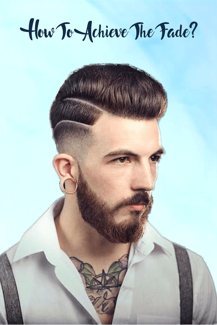 Best Fade Haircut Images Pictures For Men Tickabout