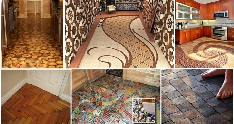 Modern Unique Flooring Ideas That Talked About