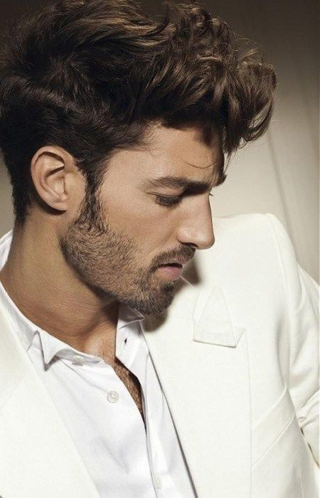 Trendy And Stylish Wavy Pompadour Hairstyles For Men To Try Tickabout