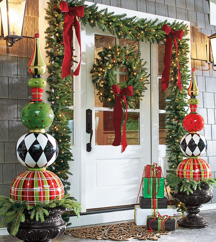 Christmas Decorations Outdoor.Amazing Outdoor Christmas Decorations Tickabout